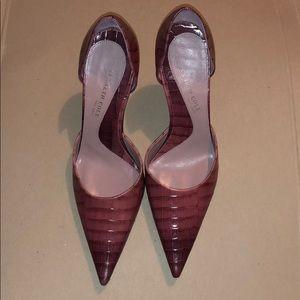 Kenneth Cole high heels in purple size 6.5